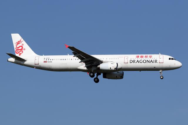 Echo-Kiloさんが、新千歳空港で撮影したキャセイドラゴン A321-231の航空フォト(飛行機 写真・画像)