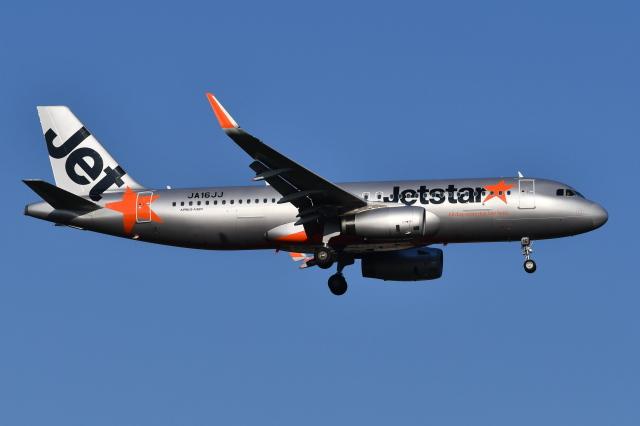 Deepさんが、成田国際空港で撮影したジェットスター・ジャパン A320-232の航空フォト(飛行機 写真・画像)