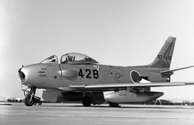 Y.Todaさんが、茨城空港で撮影した航空自衛隊 RF-86Fの航空フォト(飛行機 写真・画像)