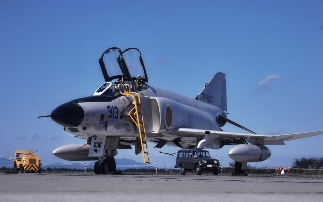 Y.Todaさんが、茨城空港で撮影した航空自衛隊 RF-4E Phantom IIの航空フォト(飛行機 写真・画像)