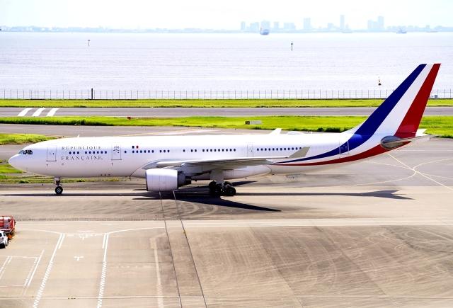 SFJ_capさんが、羽田空港で撮影したフランス空軍 A330-223の航空フォト(飛行機 写真・画像)