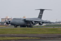 KANTO61さんが、横田基地で撮影したアメリカ空軍 C-5M Super Galaxyの航空フォト(飛行機 写真・画像)