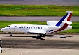 SFJ_capさんが、羽田空港で撮影したフランス空軍 DC-8-55CF Jet Traderの航空フォト(飛行機 写真・画像)