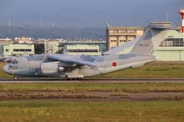ちゅういちさんが、小松空港で撮影した航空自衛隊 C-2の航空フォト(飛行機 写真・画像)