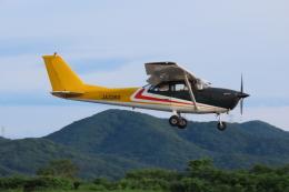 F.YUKIHIDEさんが、岡南飛行場で撮影した日本法人所有 172G Ramの航空フォト(飛行機 写真・画像)