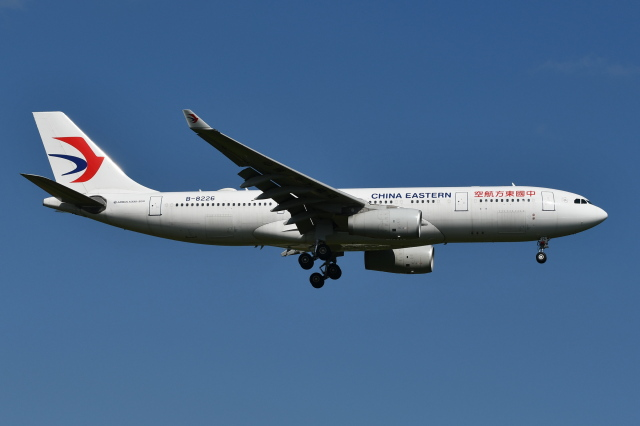 Deepさんが、成田国際空港で撮影した中国東方航空 A330-243の航空フォト(飛行機 写真・画像)
