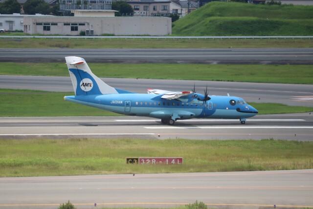 なかすぃ~さんが、伊丹空港で撮影した天草エアライン ATR 42-600の航空フォト(飛行機 写真・画像)