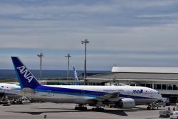 Take51さんが、那覇空港で撮影した全日空 777-281/ERの航空フォト(飛行機 写真・画像)
