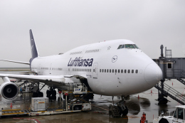 Take51さんが、関西国際空港で撮影したルフトハンザドイツ航空 747-430の航空フォト(飛行機 写真・画像)
