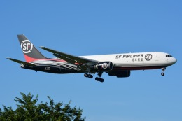 あまるめさんが、成田国際空港で撮影したSF エアラインズ 767-338/ER-BCFの航空フォト(飛行機 写真・画像)