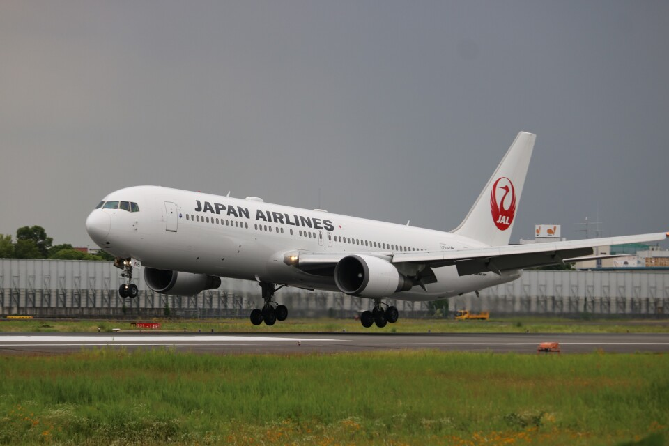なかすぃ~さんの日本航空 Boeing 767-300 (JA615J) 航空フォト