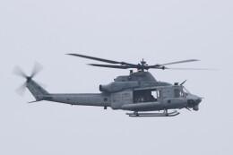MH-38Rさんが、三沢飛行場で撮影したアメリカ海兵隊 UH-1Yの航空フォト(飛行機 写真・画像)