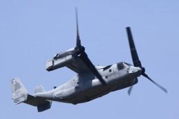 MH-38Rさんが、三沢飛行場で撮影したアメリカ海兵隊 MV-22Bの航空フォト(飛行機 写真・画像)