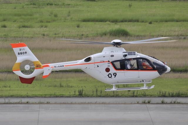 Hii82さんが、神戸空港で撮影した海上自衛隊 TH-135の航空フォト(飛行機 写真・画像)