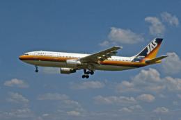 Gambardierさんが、伊丹空港で撮影した日本エアシステム A300B4-622Rの航空フォト(飛行機 写真・画像)
