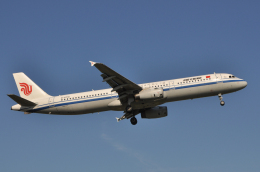 チャーリーマイクさんが、福岡空港で撮影した春秋航空 A320-214の航空フォト(飛行機 写真・画像)
