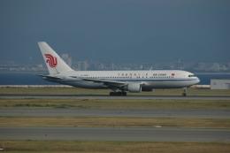 チャーリーマイクさんが、関西国際空港で撮影した中国国際航空 767-2J6/ERの航空フォト(飛行機 写真・画像)