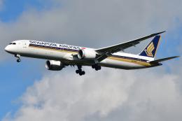 saoya_saodakeさんが、成田国際空港で撮影したシンガポール航空 787-10の航空フォト(飛行機 写真・画像)