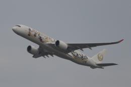 imosaさんが、羽田空港で撮影した日本航空 A350-941の航空フォト(飛行機 写真・画像)