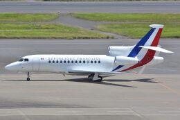 サンドバンクさんが、羽田空港で撮影したフランス空軍 DC-8-55CF Jet Traderの航空フォト(飛行機 写真・画像)