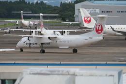 KT 327@KOJさんが、鹿児島空港で撮影した琉球エアーコミューター DHC-8-402Q Dash 8 Combiの航空フォト(飛行機 写真・画像)