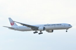 M.Tさんが、関西国際空港で撮影した日本航空 777-346/ERの航空フォト(飛行機 写真・画像)