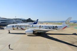 虎太郎19さんが、福岡空港で撮影した日本航空 A350-941の航空フォト(飛行機 写真・画像)