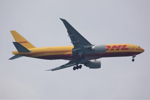 JUTENさんが、中部国際空港で撮影したカリッタ エア 777-Fの航空フォト(飛行機 写真・画像)