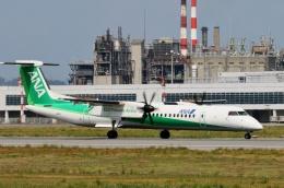 TA27さんが、松山空港で撮影したANAウイングス DHC-8-402Q Dash 8の航空フォト(飛行機 写真・画像)