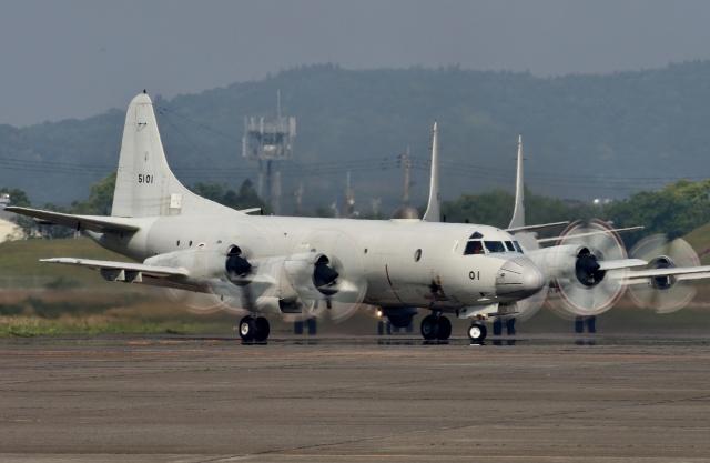 TA27さんが、鹿屋航空基地で撮影した海上自衛隊 P-3Cの航空フォト(飛行機 写真・画像)