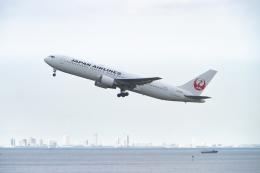 sakaki787さんが、羽田空港で撮影した日本航空 767-346の航空フォト(飛行機 写真・画像)