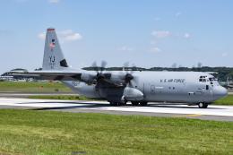 Flankerさんが、横田基地で撮影したアメリカ空軍 C-130J-30 Herculesの航空フォト(飛行機 写真・画像)