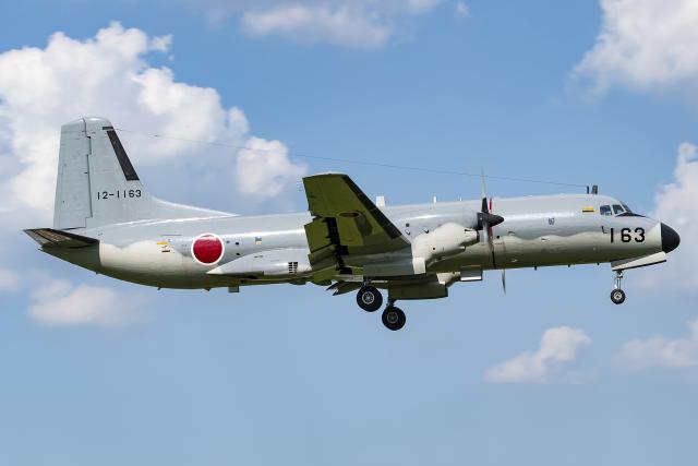 Flankerさんが、入間飛行場で撮影した航空自衛隊 YS-11A-402EAの航空フォト(飛行機 写真・画像)