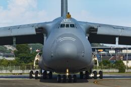 Mochi7D2さんが、横田基地で撮影したアメリカ空軍 C-5M Super Galaxyの航空フォト(飛行機 写真・画像)