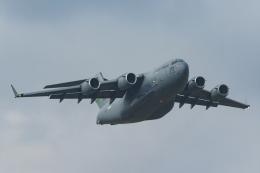 Mochi7D2さんが、横田基地で撮影したアメリカ空軍 C-17A Globemaster IIIの航空フォト(飛行機 写真・画像)