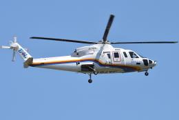 jun☆さんが、東京ヘリポートで撮影した東邦航空 S-76C+の航空フォト(飛行機 写真・画像)