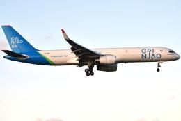 jun☆さんが、成田国際空港で撮影したアビアスター 757-223の航空フォト(飛行機 写真・画像)