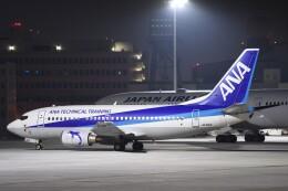 B747‐400さんが、羽田空港で撮影した全日空 737-54Kの航空フォト(飛行機 写真・画像)