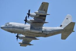 jun☆さんが、横田基地で撮影したアメリカ海兵隊 KC-130J Herculesの航空フォト(飛行機 写真・画像)