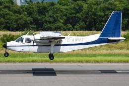 renseiさんが、松本空港で撮影したPixAir Survey BN-2A Islanderの航空フォト(飛行機 写真・画像)