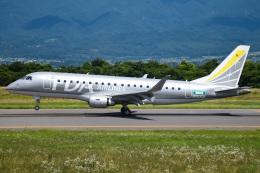 renseiさんが、松本空港で撮影したフジドリームエアラインズ ERJ-170-200 (ERJ-175STD)の航空フォト(飛行機 写真・画像)
