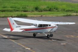 F.YUKIHIDEさんが、岡南飛行場で撮影した朝日航空 172S Skyhawk SP IIの航空フォト(飛行機 写真・画像)