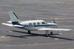 F.YUKIHIDEさんが、岡南飛行場で撮影した日本個人所有 PA-46-310P Malibuの航空フォト(飛行機 写真・画像)