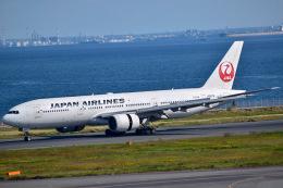 かとそさんが、羽田空港で撮影した日本航空 777-289の航空フォト(飛行機 写真・画像)