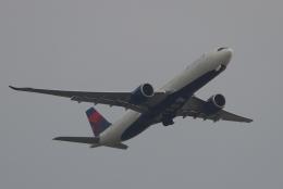 imosaさんが、羽田空港で撮影したデルタ航空 A330-941の航空フォト(飛行機 写真・画像)