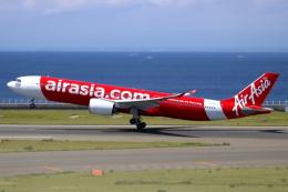 ▲®さんが、中部国際空港で撮影したタイ・エアアジア・エックス A330-941の航空フォト(飛行機 写真・画像)