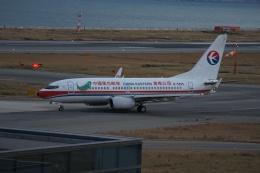 磐城さんが、関西国際空港で撮影した中国東方航空 737-79Pの航空フォト(飛行機 写真・画像)