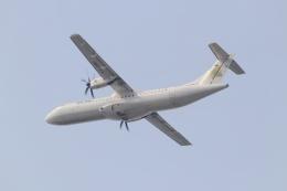 磐城さんが、スワンナプーム国際空港で撮影したエア KBZ ATR 72-600の航空フォト(飛行機 写真・画像)
