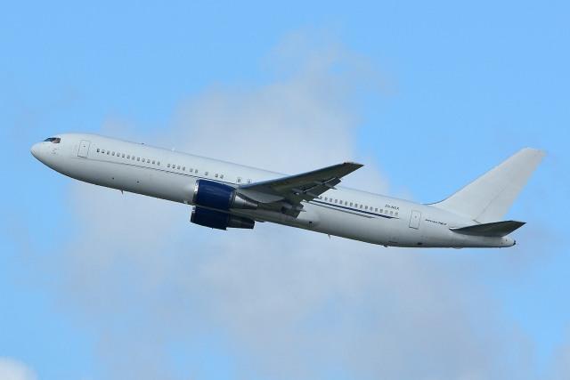 サンドバンクさんが、成田国際空港で撮影したアエロネクサス・コーポレーション 767-35D/ERの航空フォト(飛行機 写真・画像)