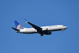 rangeroverさんが、成田国際空港で撮影したユナイテッド航空 737-824の航空フォト(飛行機 写真・画像)